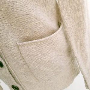 Madewell Sweaters - Madewell Cream Coffee Shop Button Down Cardigan